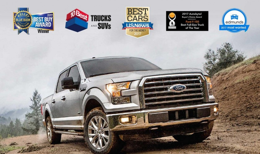 Award Winning Ford F150