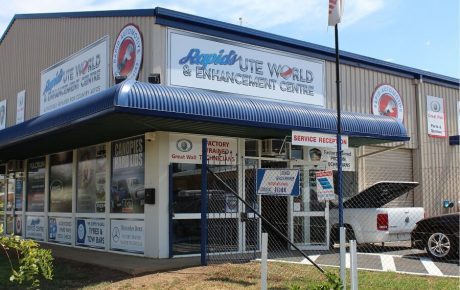 Rapid's Ute World & Enhancement Centre